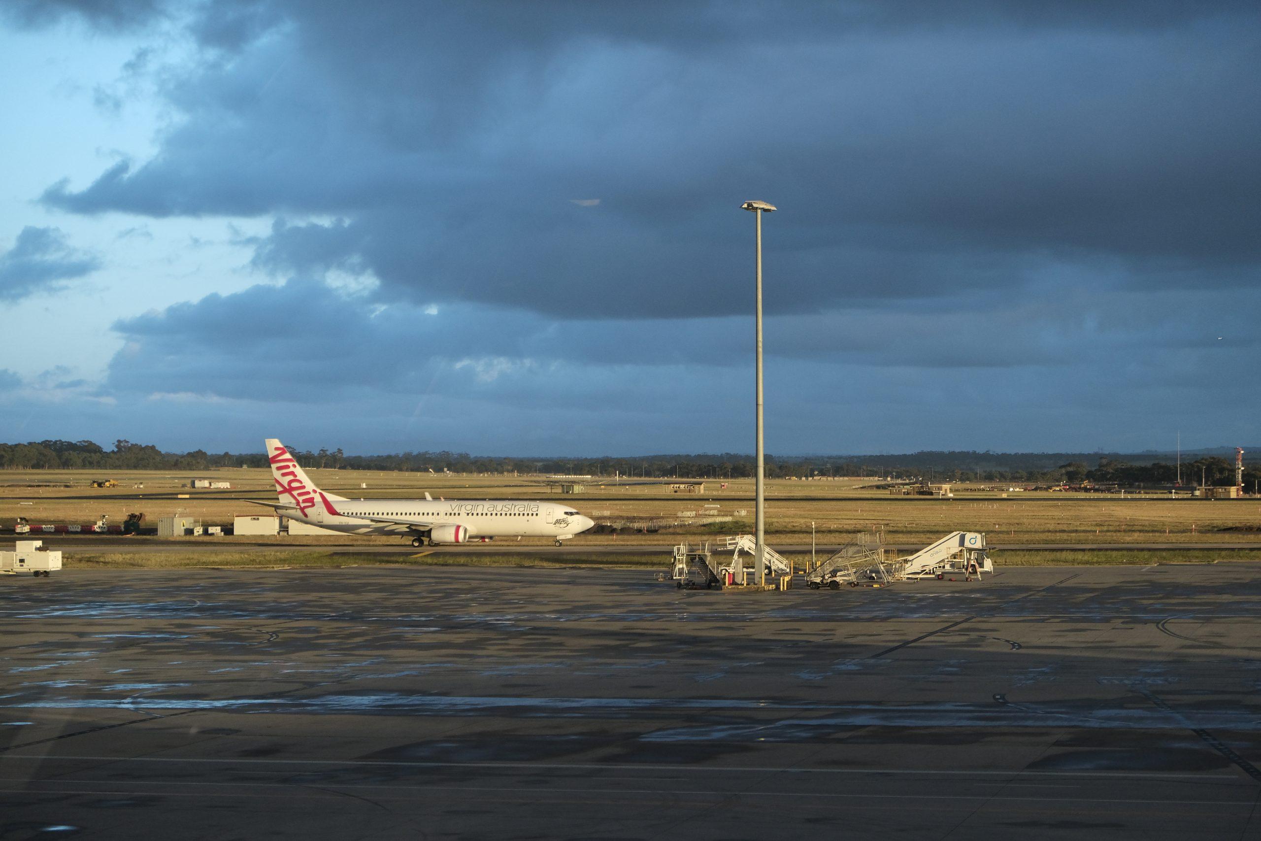 Flughafen Melbourne